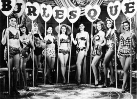 """CIN CIN BURLESQUE"" - Flapper Cabaret"